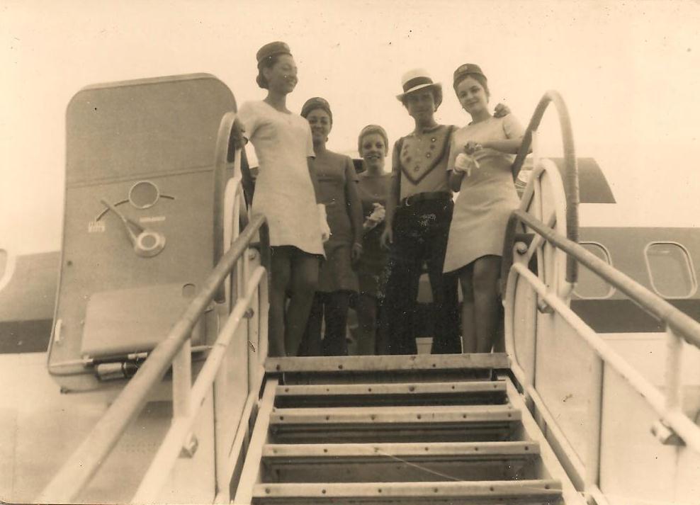Uma viagem ao passado – Voo Retro da TAP