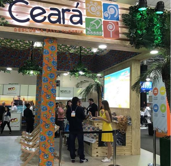 Ceará participa da 40ª Expo Aviesp em Campinas