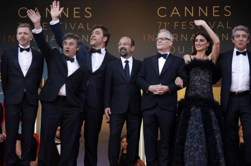 Foi dada a largada para o 71º Festival de Cannes!