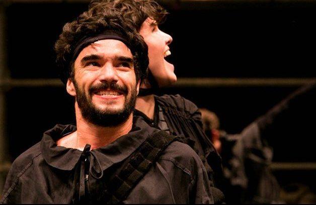 """Caio Blat no elenco do espetáculo """"Grande Sertão: Veredas"""""""