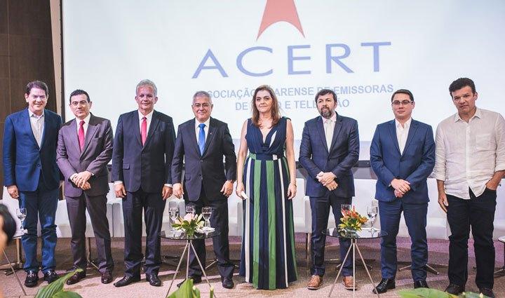 Posse da nova diretoria da ACERT 2018/2019
