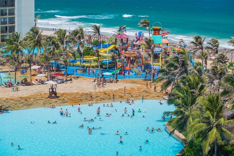 Beach Park abre seleção em 286 vagas disponíveis para a alta estação