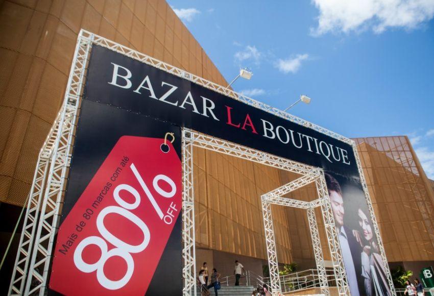 IPREDE no Bazar La Boutique