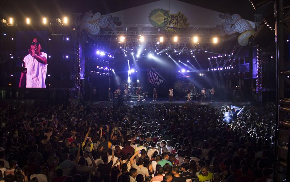 Samba Brasil 2018 tem data e local confirmados