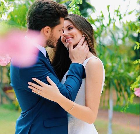 Marriage de Camila Queiroz e Klebber Toledo