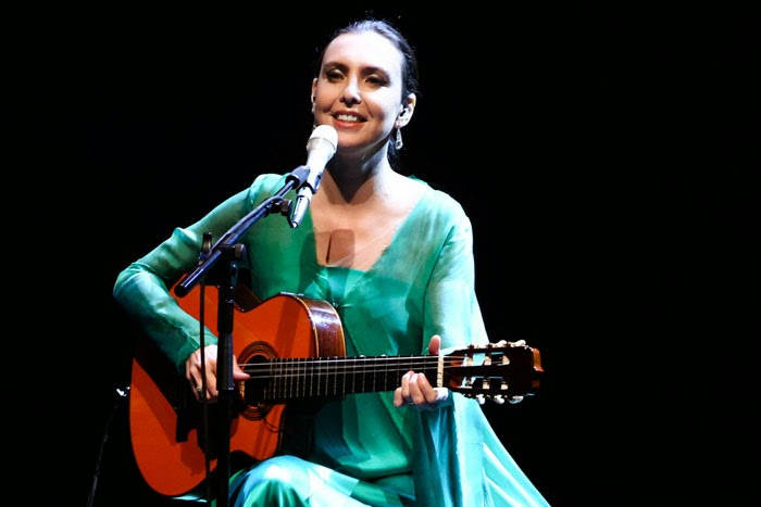 Adriana Calcanhotto em Fortaleza