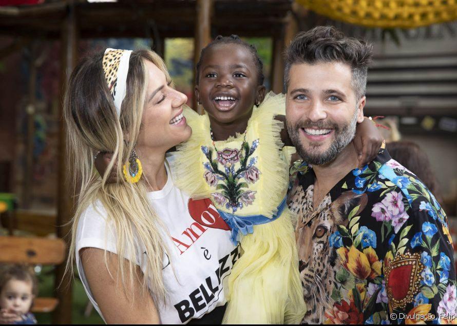 5 anos de Titi filha de Giovanna Ewbank e Bruno Gagliasso