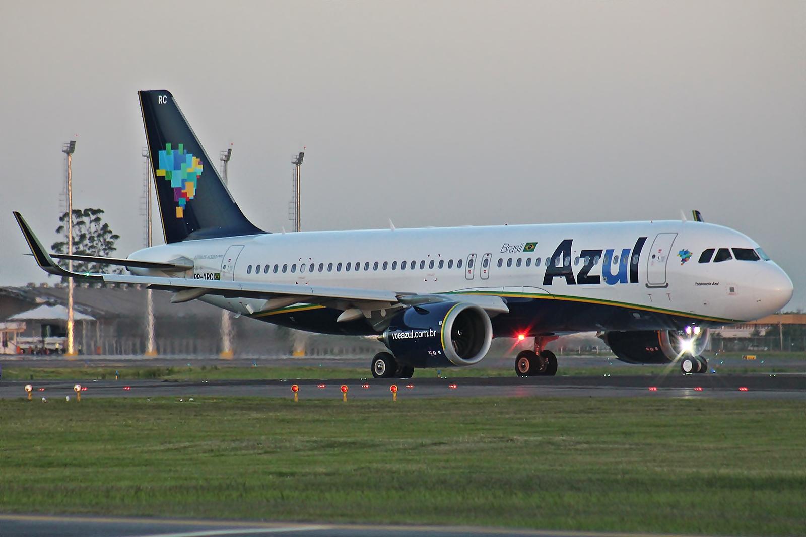 Azul Linhas Aéreas vai operar 03 voos Recife-Aracati-Recife