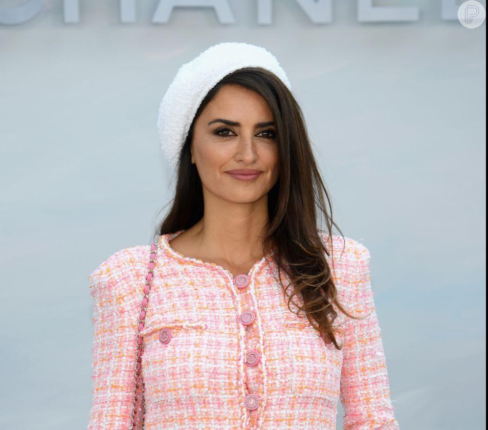 Penélope Cruz é a nova embaixadora e rosto de coleção da Chanel