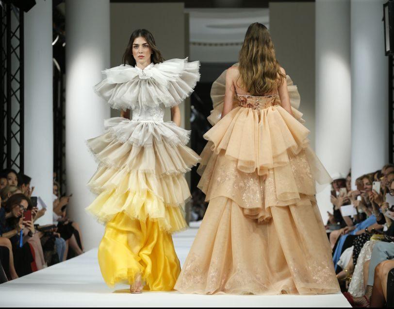 Outono/Inverno 2019: anos 80 dominam a Semana de Moda de Paris